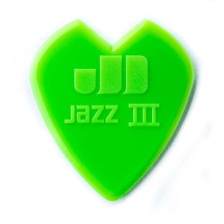 Jim Dunlop - Jim Dunlop Kirk Hammett Jazz III Pena