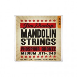 Jim Dunlop - Jim Dunlop Phosphor Bronze DMP1140 Mandolin Teli