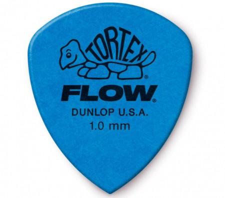 Jim Dunlop - Jim Dunlop Tortex Flow 1.00mm Gitar Penası