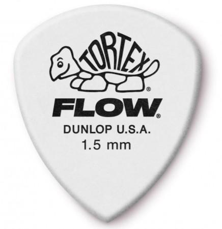 Jim Dunlop - Jim Dunlop Tortex Flow 1.5mm Gitar Penası