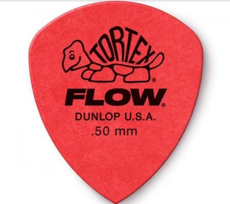 Jim Dunlop - Jim Dunlop Tortex Flow 50mm Gitar Penası