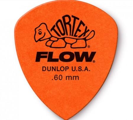 Jim Dunlop - Jim Dunlop Tortex Flow 60mm Gitar Penası