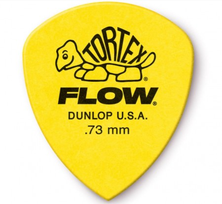 Jim Dunlop - Jim Dunlop Tortex Flow 73mm Gitar Penası
