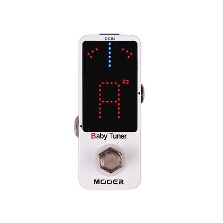 Mooer Baby Pedal Tuner