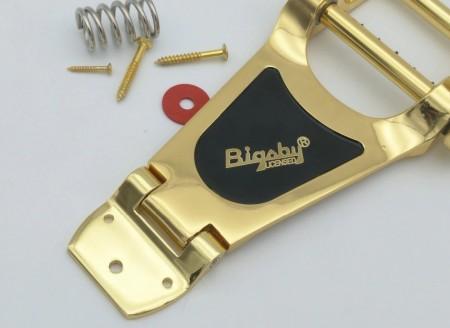 Jinho - Jinho Lespaul Tarzı Bigsyby Vibrato Tailpiece Gold