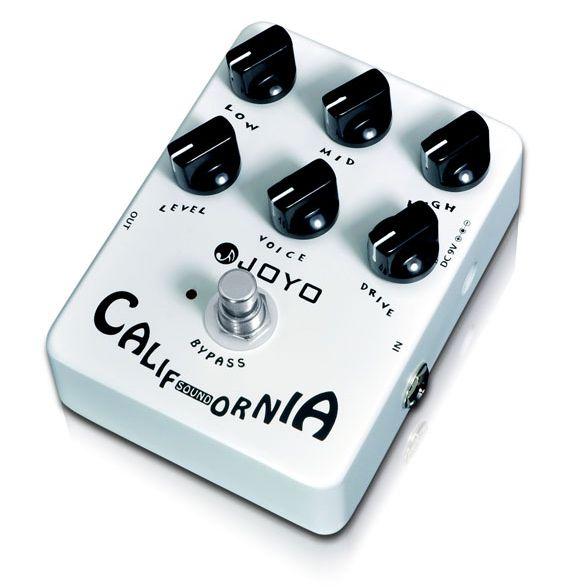 Joyo JF15 California Sound Overdrive Pedalı