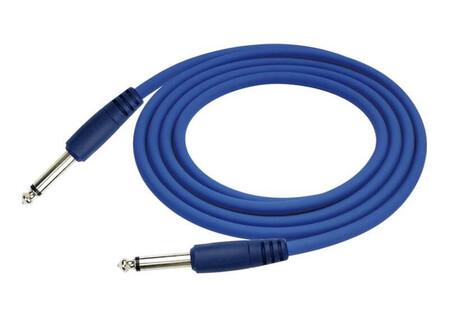 Kirlin IC-241 Mavi 3 Metre Enstrüman Kablosu