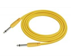 Kirlin - Kirlin IC-241 Sarı 3 Metre Enstrüman Kablosu