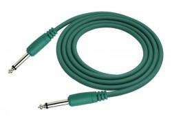 Kirlin IC-241 Yeşil 6 Metre Enstrüman Kablosu