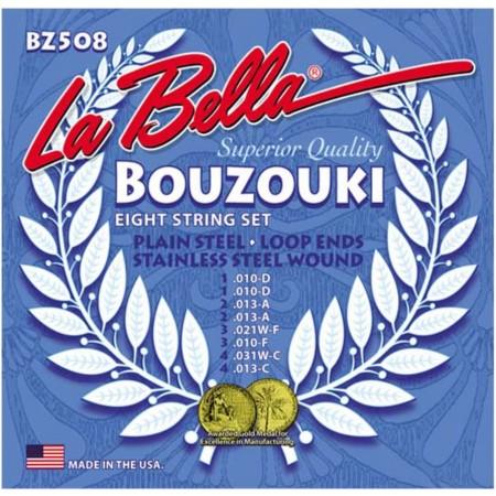 La Bella - La Bella BZ508 Buzuki Teli