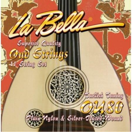 La Bella - La Bella OU80 Ud Tel Takımı