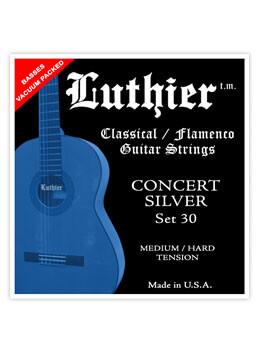 Luthier - Luthier SET30 Medium To Hard Tension Klasik Gitar Teli