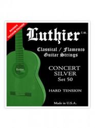 Luthier Set50 Nylon/ Hard Tension Klasik Gitar Teli