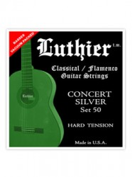 Luthier - Luthier Set50 Nylon/ Hard Tension Klasik Gitar Teli