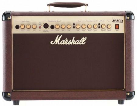 Marshall - Marshall AS50D Akustik Gitar Amfisi