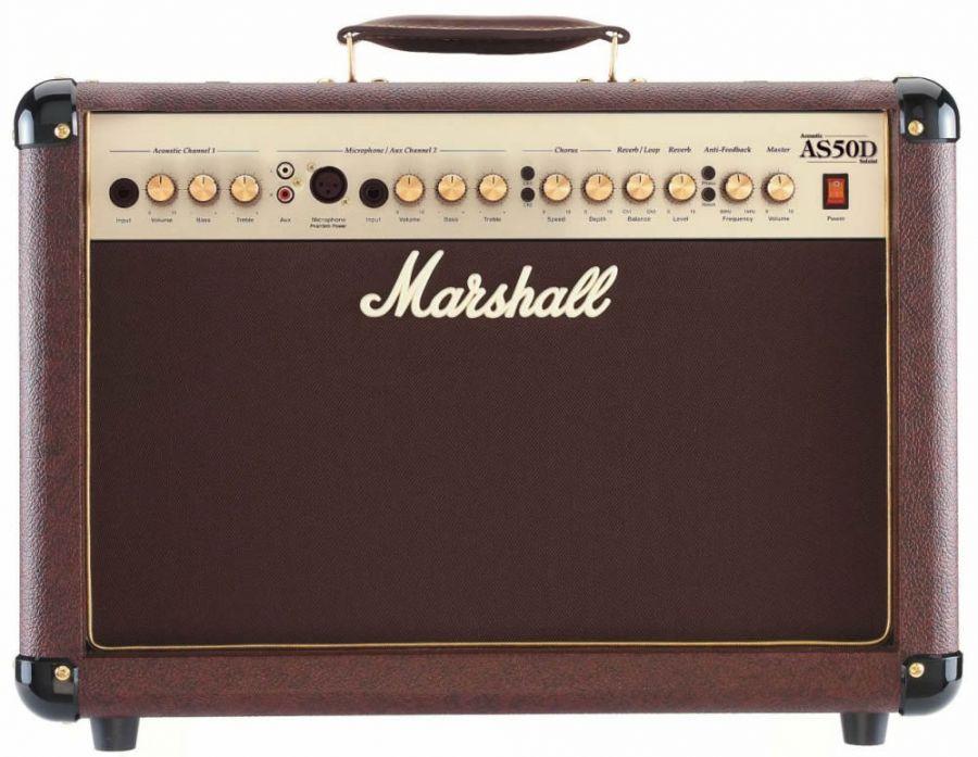 Marshall AS50D Akustik Gitar Amfisi