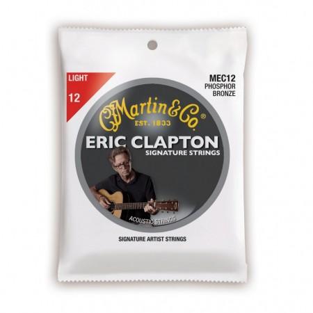 Martin & Co Eric Clapton's Choice (12-54) MEC12 Akustik Gitar Teli