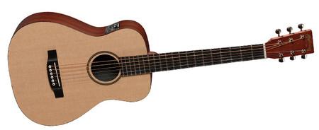 Martin - Martin & Co LXME Little Mini Travel Elektro Akustik Gitar