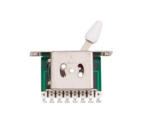 Mings - Mings LS31 Tele Stil 3 Yollu Switch