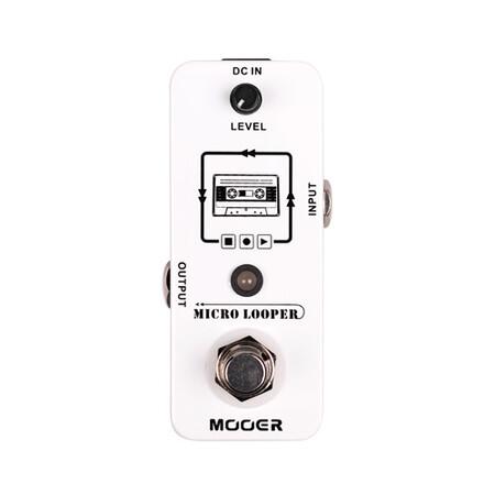Mooer - Mooer MLOP1 Micro Loop Pedalı