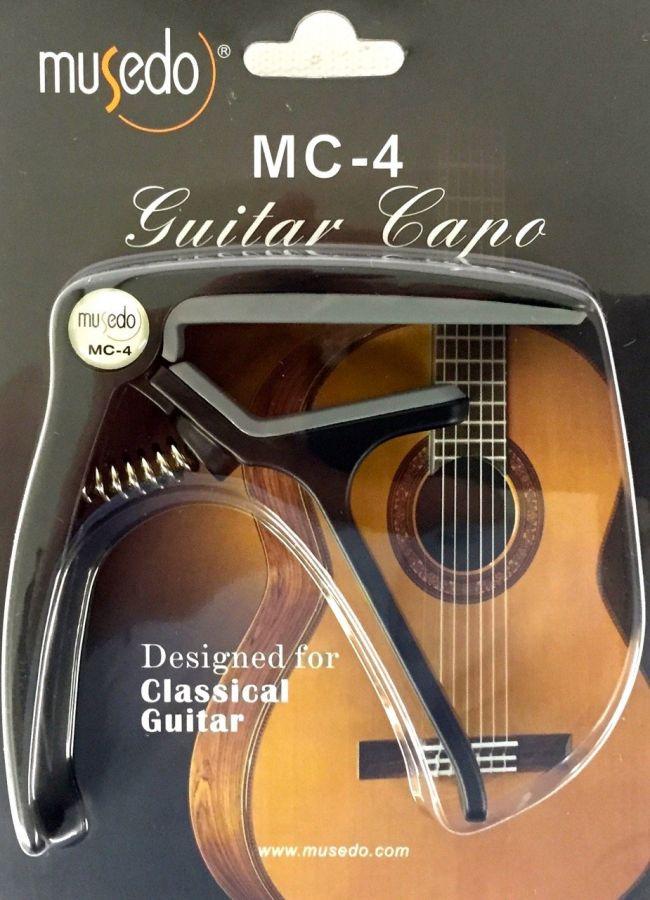 Musedo MC-4 Klasik Gitar Kaposu
