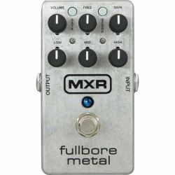 MXR - MXR M116 Fullbore Metal Distortion Pedalı