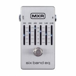 MXR - MXR M109S 6 Band EQ Pedalı