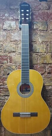 Nevada - Nevada Sap Çelikli Naturel Klasik Gitar