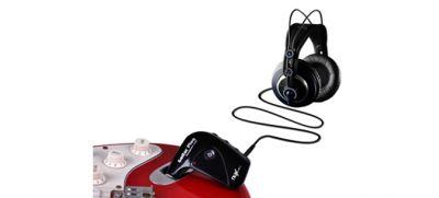 Nux GP1 - Portatif Elektro Gitar Kulaklık Amfisi