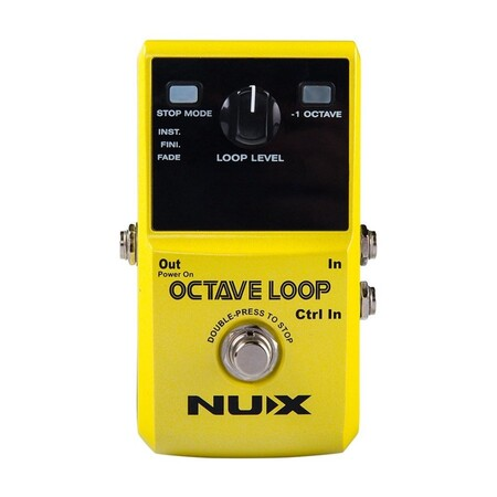 Nux - Nux Octave Looper Pedalı