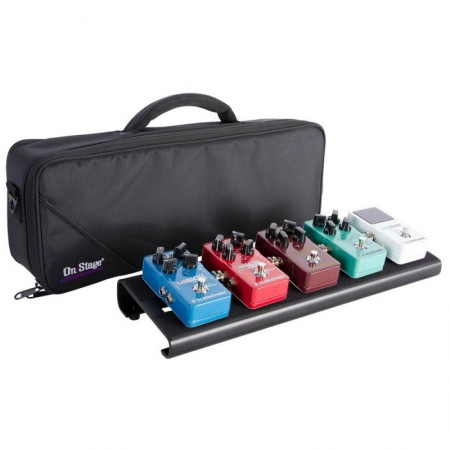 On Stage - On Stage GPB2000 Pedal Board ve Çantası