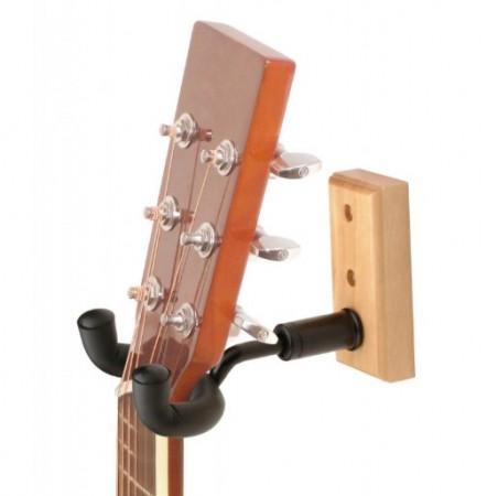 On Stage GS7730 Ağaç Gitar Duvar Standı - Thumbnail