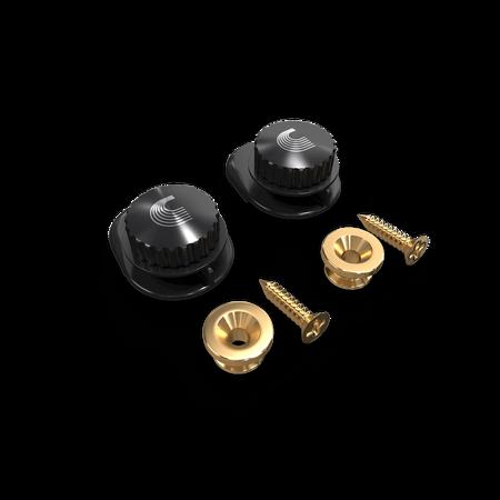 PlanetWaves - PlanetWaves Gold Unıversal Strap Lock System