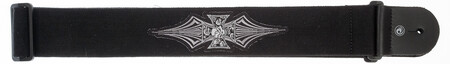 PlanetWaves - PlanetWaves Patch Collection Iron Cross Gitar Askı/Strap