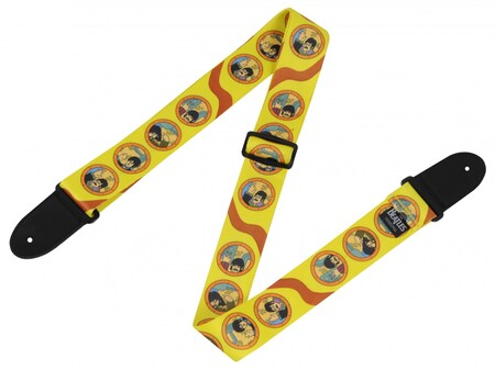 PlanetWaves - PlanetWaves Yellow Submarine Beatles Gitar Askı/Strap