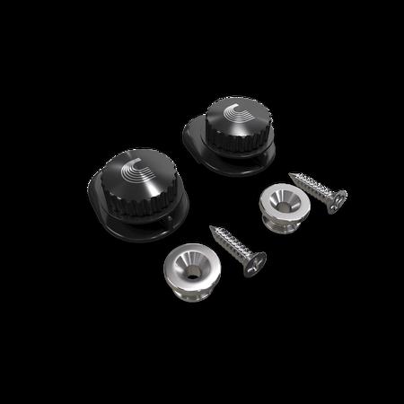 Planetwaves PW-SLS-02 Nikel Unıversal Strap Lock System