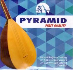 Pyramid - Pyramid First Quality Uzun Sap Bağlama Teli