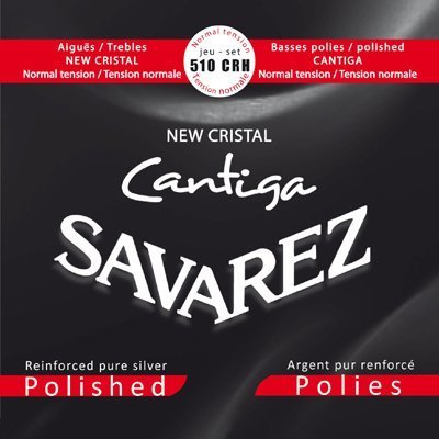 Savarez - Savarez 510 CRH Cantiga Polished Klasik Gitar Teli