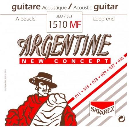 Savarez - Savarez 1510 MF Argentine Gipsy Jazz Gitar Teli 11-46