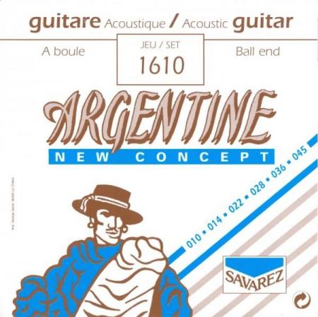 Savarez - Savarez 1610 Argentine Gipsy Jazz Gitar Teli 10-45