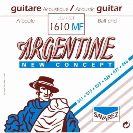 Savarez - Savarez 1610MF Argentine Gipsy Jazz Gitar Teli (11-46)