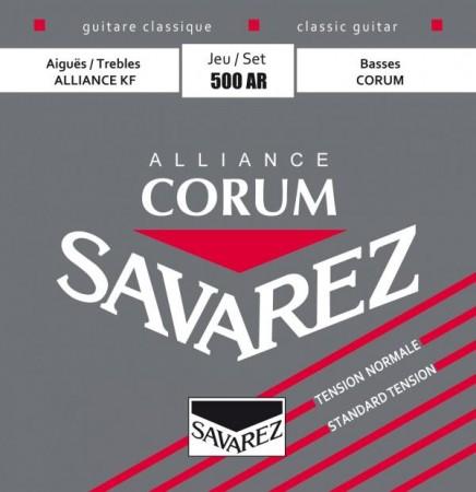 Savarez 500AR Alliance Corum Rouge Klasik Gitar Teli - Thumbnail