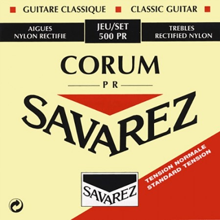 Savarez - Savarez 500PR Normal Tension Klasik Gitar Teli