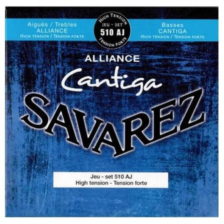 Savarez 510AJ Alliance Cantiga High Tension Klasik Gitar Teli