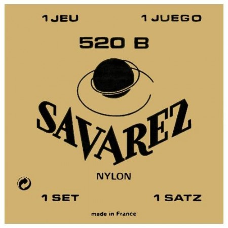 Savarez - Savarez 520B Low Tension Klasik Gitar Teli