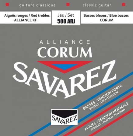 Savarez Alliance Corum Mıxed Tansion 500ARJ