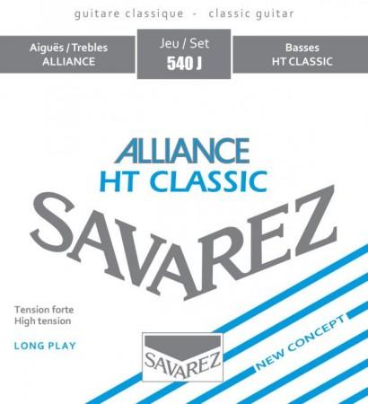 Savarez - Savarez Allıance Ht Classıc Hıgh Tensıon 540J Klasik Gitar Teli