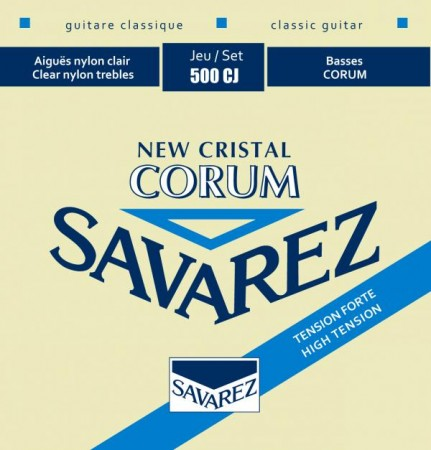 Savarez - Savarez New Cristal Corum High Tension 500CJ
