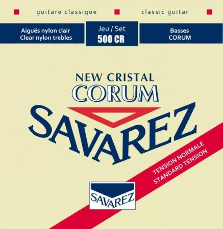 Savarez - Savarez New Cristal Corum Normal Tension 500CR