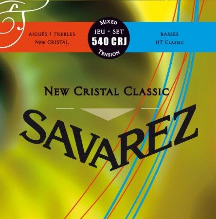 Savarez New Cristal Mixed Classic Tansion 540CRJ